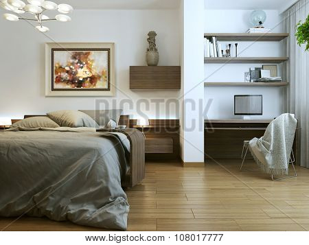 Bedroom Modern Interior