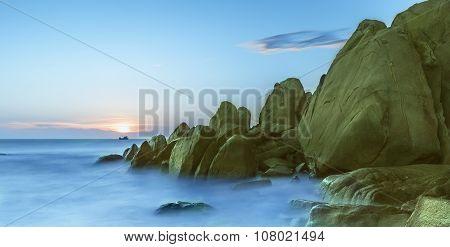 Sunset Binh Thuan, Vietnam