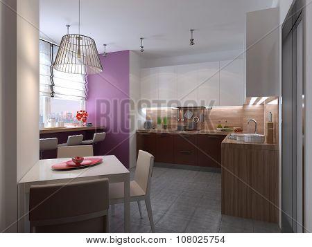 Kitchen-garde