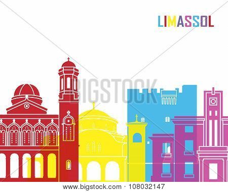 Limassol Skyline Pop