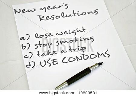 Use Condoms