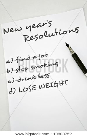 Gewicht zu verlieren