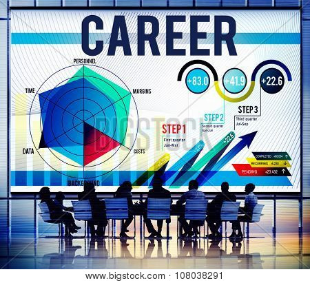 Career Human Resources Job Occupation Concept