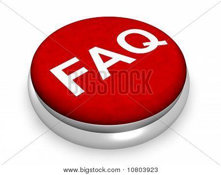 Faq Button Concept
