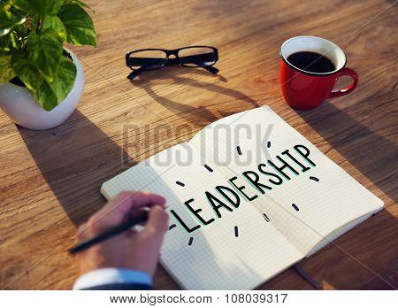 Leadership Leader Lead Manager Management Concept