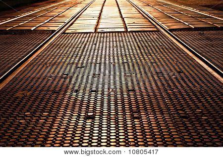 Passage Across The Rails