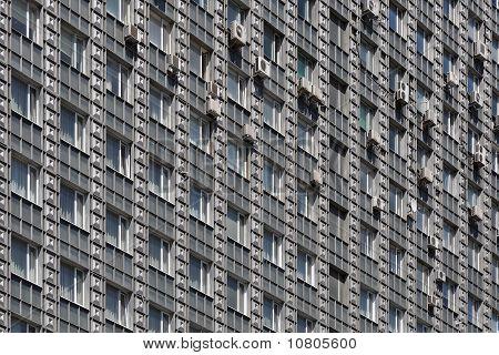Windows In Office Building
