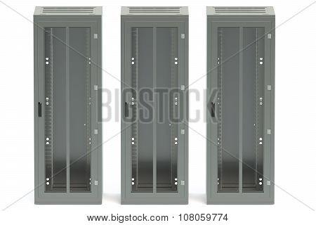 Computer Server Racks