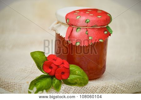Strawberry & Watermelon marmalade