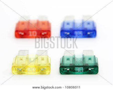 Automobile  Spare  Fuses