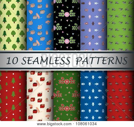 Decorative Patterns Collection