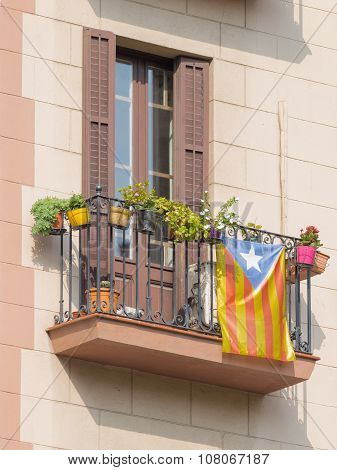 Flag Of Independent Catalonia