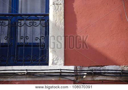 Detail of a facade