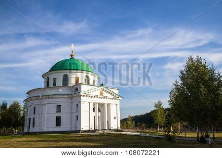 Old Orthodox Church Of St. Nicholas.