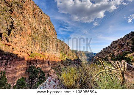 Frijoles Canyon, Bandelier National Park