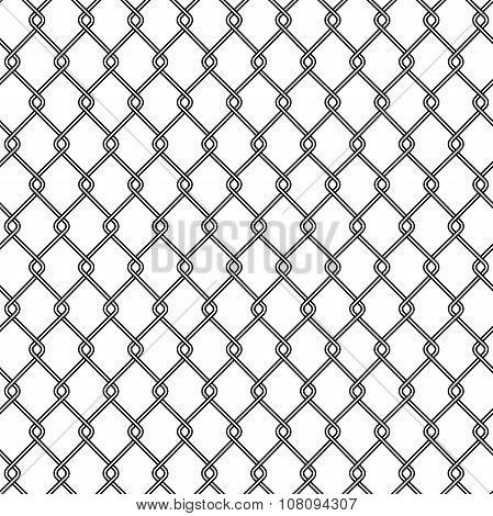 Seamless mesh
