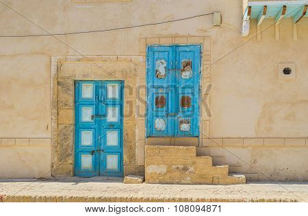 The Bright Doors