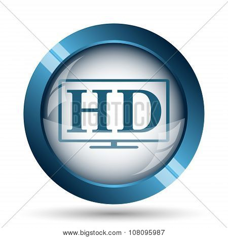 Hd Tv Icon