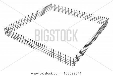 Fence Square