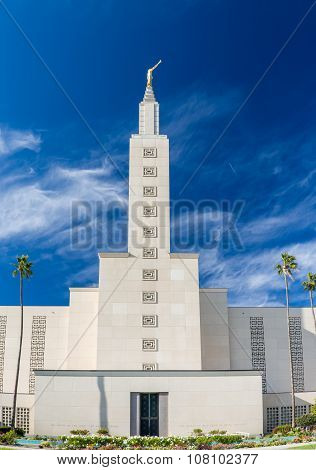 The Los Angeles California Temple
