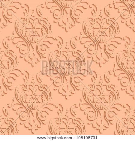 victorian seamless pattern