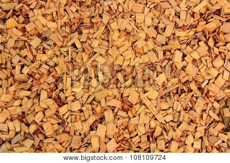 Wooden Chips Texture