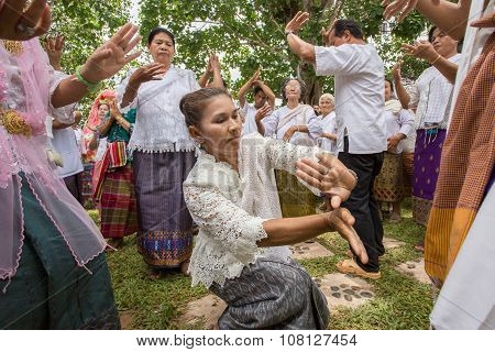 People Folk Dance