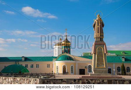 Monastery in Zadonsk