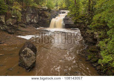 Amnicon Upper Falls
