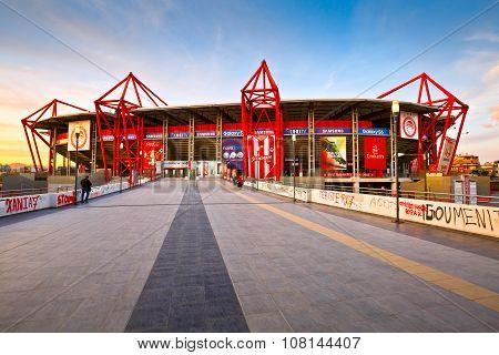 Karaiskakis stadium..