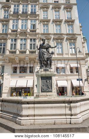 Graben Street - Vienna