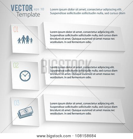 Vector-presentation-template-business-family-time