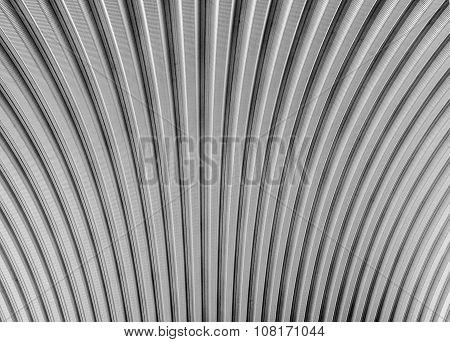 Metal Roof Pattern Background