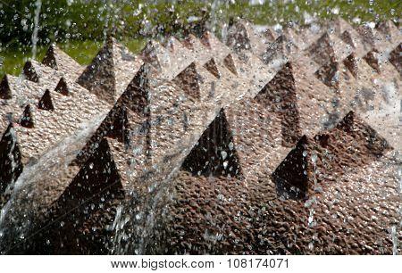 Rain Among The Pyramids