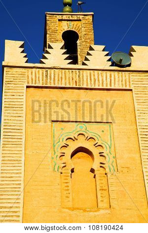 History In Maroc   Minaret Religion And The     Sky