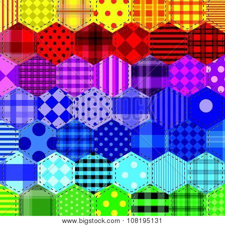 Seamless Background 46 Geometric Patterns