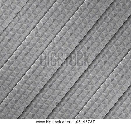 High Tech Aluminum Metal Background