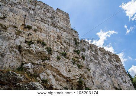 Old City Wall, Jerusalem