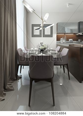 Dining Room Modern Design