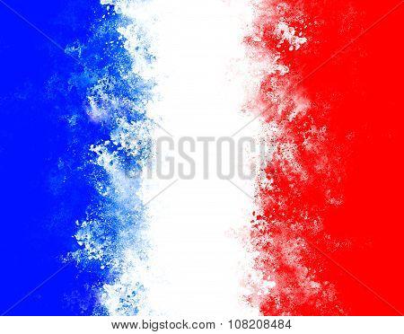 Grange Flag Of France