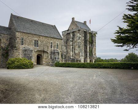 Chateau De Saint-sauveur-le-vicomte