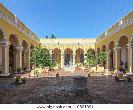 Palacio Cantero In Trinidad In Cuba