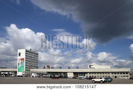 Railway Station In Penza