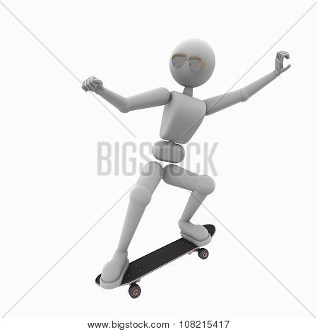 Very Cool Skateboard