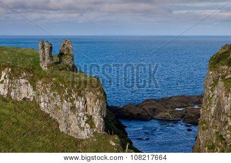 Castle Ruins, Northern Ireland