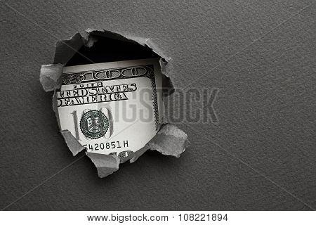 Hundred Dollar In Hole
