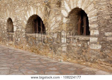 Alamo Window Trio