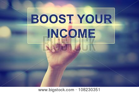 Hand Pressing Boost Your Income