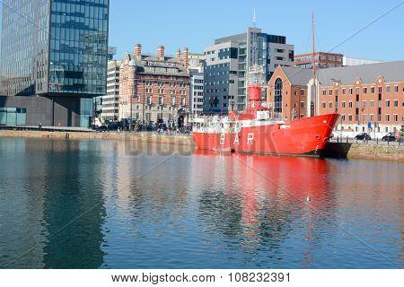 Liverpool Dock