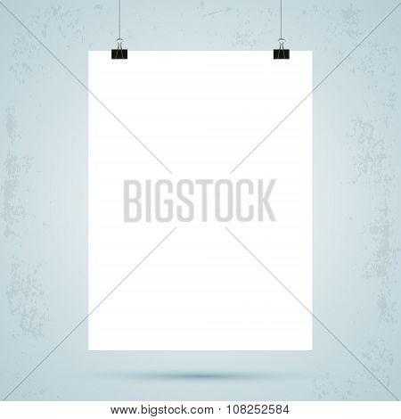 Paper Binder Clip